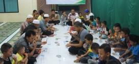 مشروع تفطير الصائمين 15 رمضان 1435 هـ