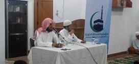 محاضرة الشيخ د. ماجد بن عبدالله العسكر في مسجد الأنصار